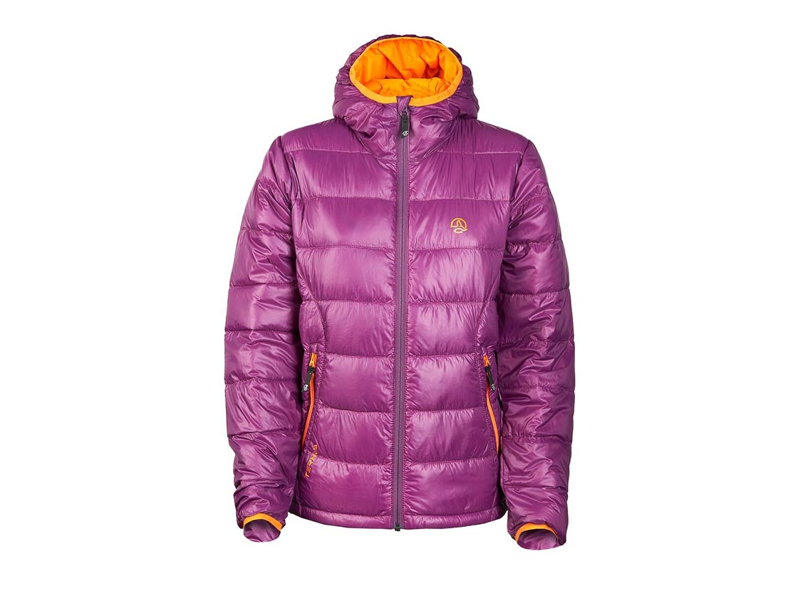 recycled down ternua airFreshing 2015 News Ternua Daunenjacke recycelt Spituk Jacket 842x1200